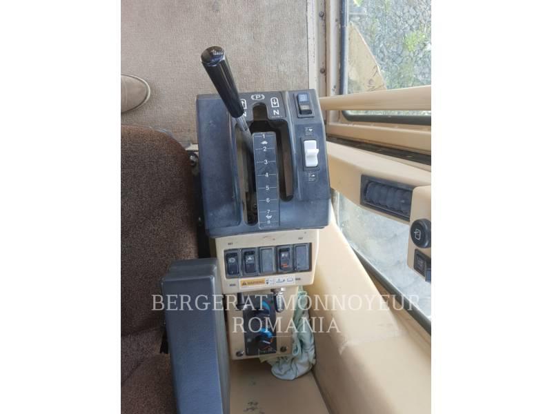CATERPILLAR MINING MOTOR GRADER 140HNA equipment  photo 5