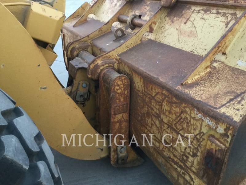 CATERPILLAR WHEEL LOADERS/INTEGRATED TOOLCARRIERS 950H RQ+ equipment  photo 8