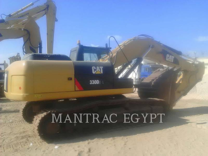 CATERPILLAR TRACK EXCAVATORS 330 D2 L equipment  photo 1