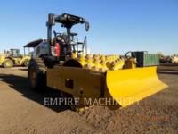 Equipment photo CATERPILLAR CP56B COMPATTATORE A SINGOLO TAMBURO VIBRANTE TASSELLATO 1