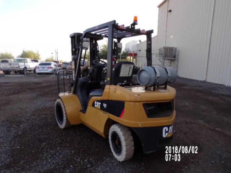 CATERPILLAR FORKLIFTS GP30N equipment  photo 3