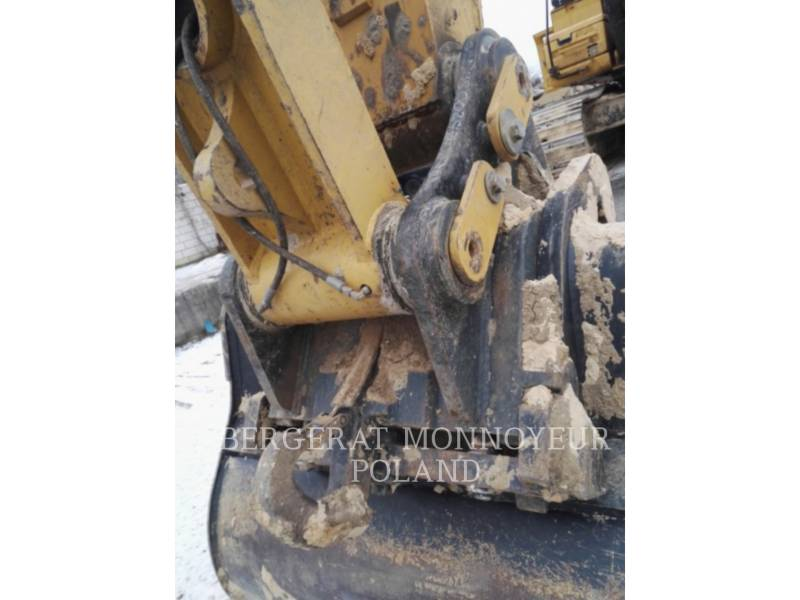 CATERPILLAR KETTEN-HYDRAULIKBAGGER 336FL equipment  photo 9