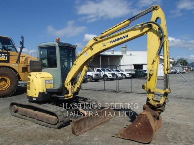 YANMAR TRACK EXCAVATORS V1055-5B equipment  photo 2