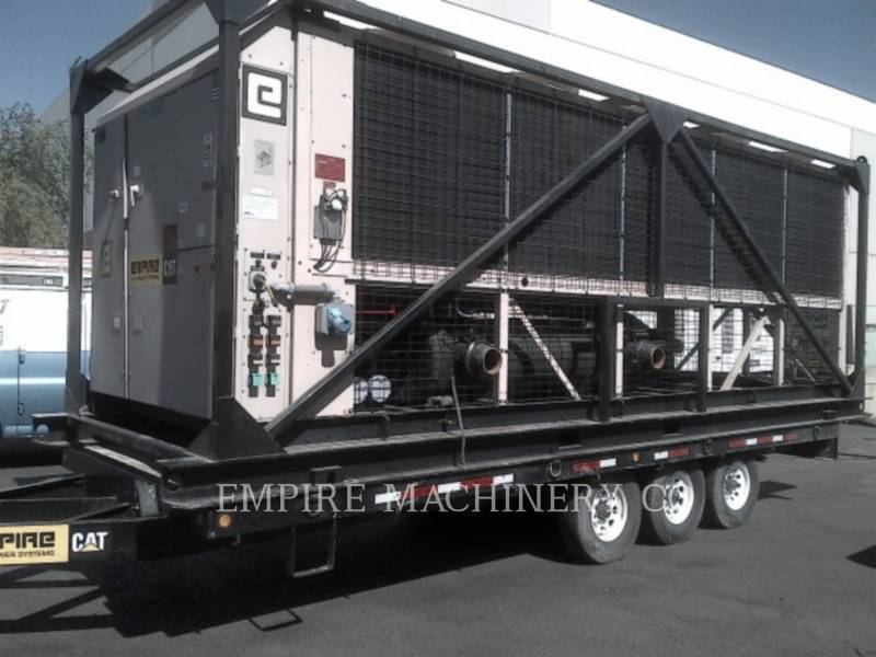 MISC - ENG DIVISION HVAC : CHAUFFAGE, VENTILATION, CLIMATISATION CHILL 200T equipment  photo 3