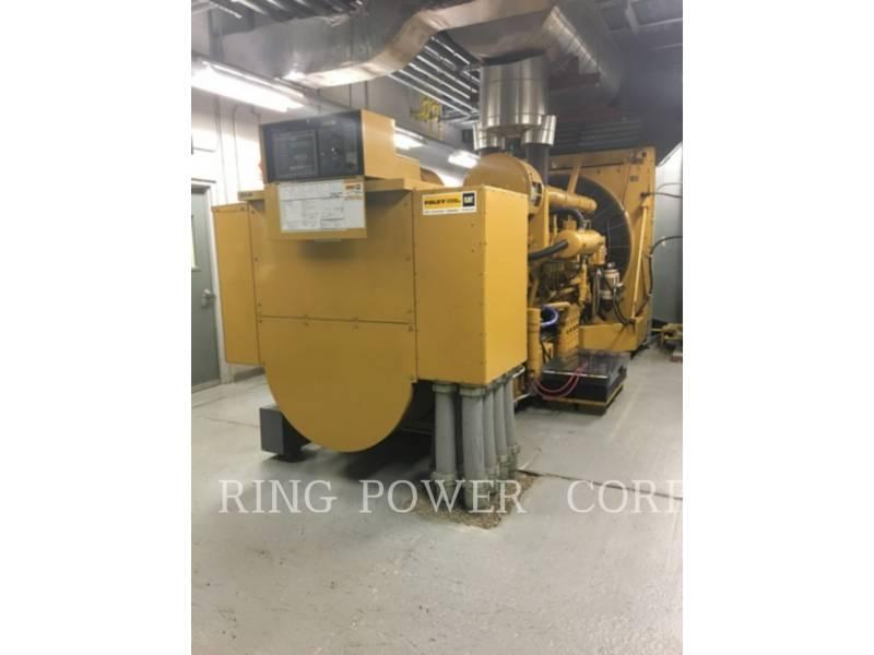 CATERPILLAR Grupos electrógenos fijos 1750 KW equipment  photo 3