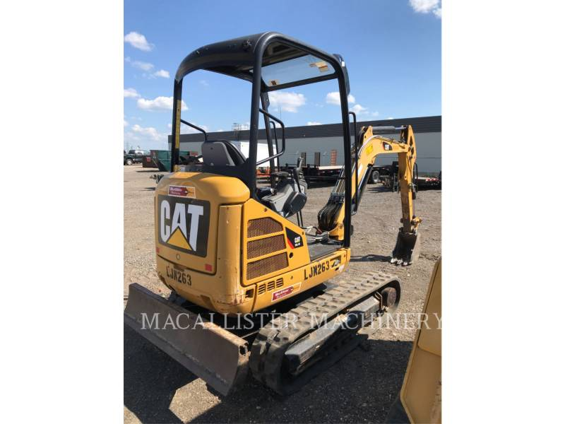 CATERPILLAR TRACK EXCAVATORS 302.4D equipment  photo 4