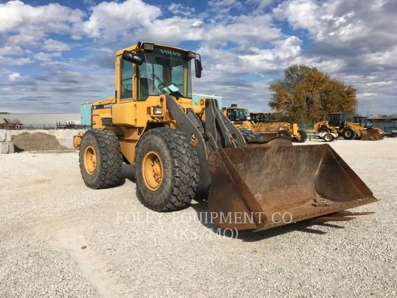 VOLVO CONSTRUCTION EQUIPMENT RADLADER/INDUSTRIE-RADLADER L70D equipment  photo 2