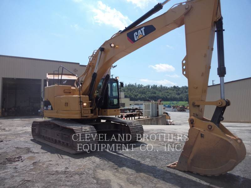 CATERPILLAR EXCAVADORAS DE CADENAS 328DLCR equipment  photo 2