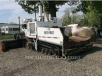 ROADTEC ASPHALT PAVERS RP195 equipment  photo 3