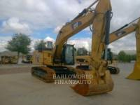 Equipment photo CATERPILLAR 330FLN RUPSGRAAFMACHINES 1