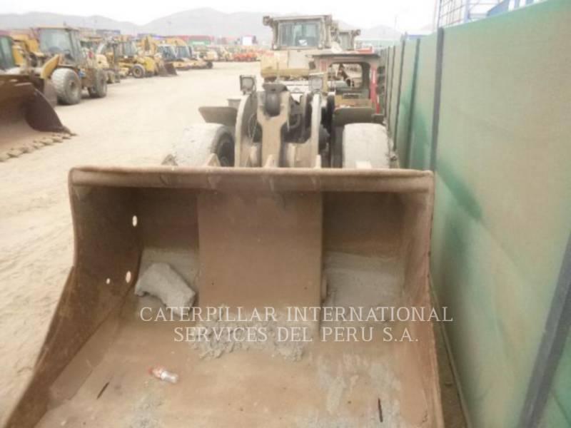 CATERPILLAR MINERAÇÃO DE MINERAÇÃO SUBTERRÂNEA R1600G equipment  photo 4