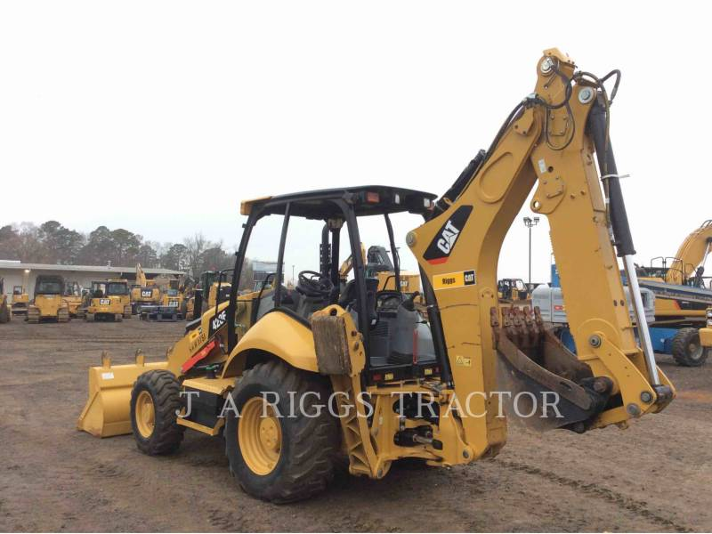 CATERPILLAR CHARGEUSES-PELLETEUSES 420F 4E equipment  photo 4