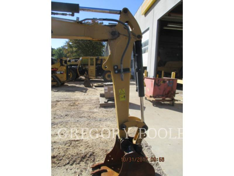 CATERPILLAR EXCAVADORAS DE CADENAS 303ECR equipment  photo 12