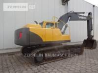 VOLVO CONSTRUCTION EQUIPMENT EXCAVADORAS DE CADENAS EC210BLC equipment  photo 4