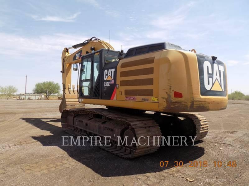 CATERPILLAR PELLES SUR CHAINES 336ELH equipment  photo 3