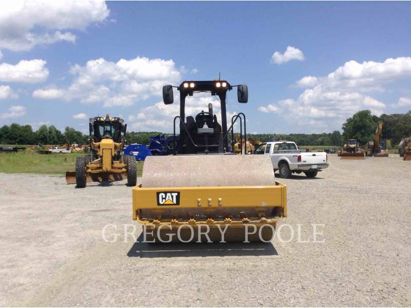 CATERPILLAR COMPACTADORES DE SUELOS CS-56B equipment  photo 5