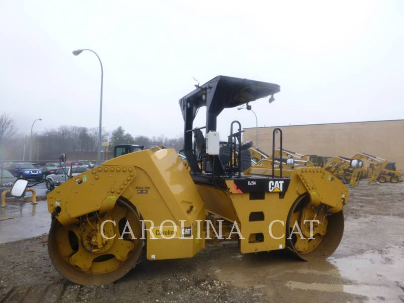 CATERPILLAR COMPACTADORES CB54 equipment  photo 4