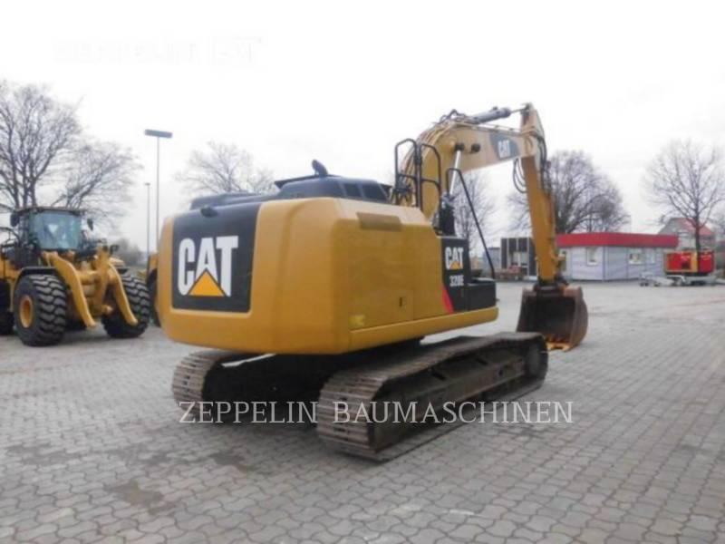 CATERPILLAR KETTEN-HYDRAULIKBAGGER 320EL equipment  photo 4