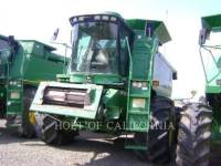 JOHN DEERE COMBINÉS 9650 CTS    GT10684 equipment  photo 1