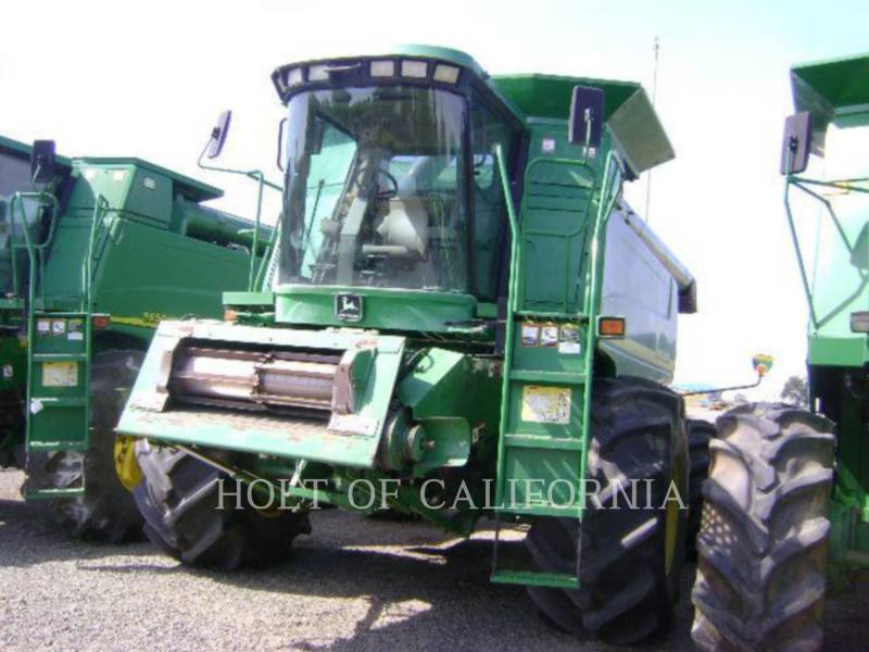 JOHN DEERE COMBINADOS 9650 CTS    GT10684 equipment  photo 1