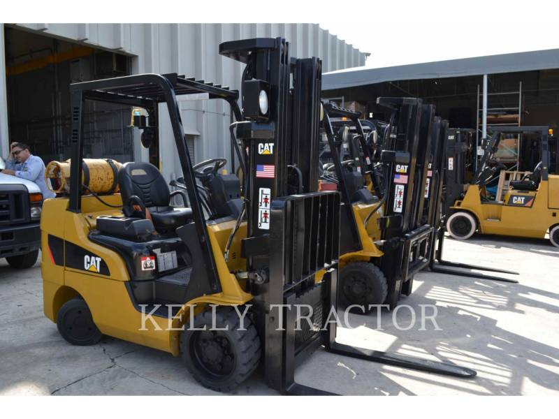 CATERPILLAR LIFT TRUCKS FORKLIFTS C6000 equipment  photo 1