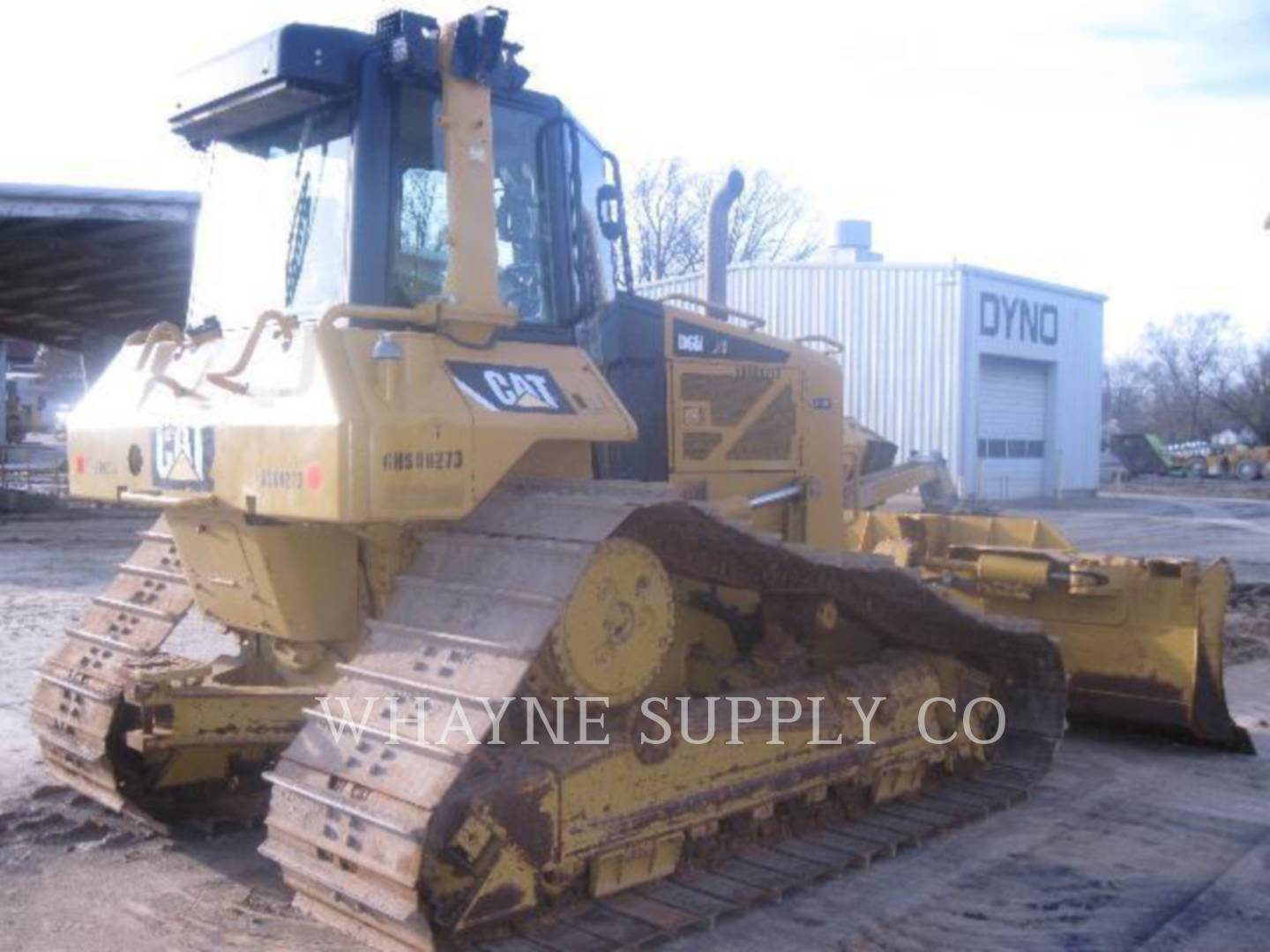 Detail photo of 2010 Caterpillar D6N LGP from Construction Equipment Guide