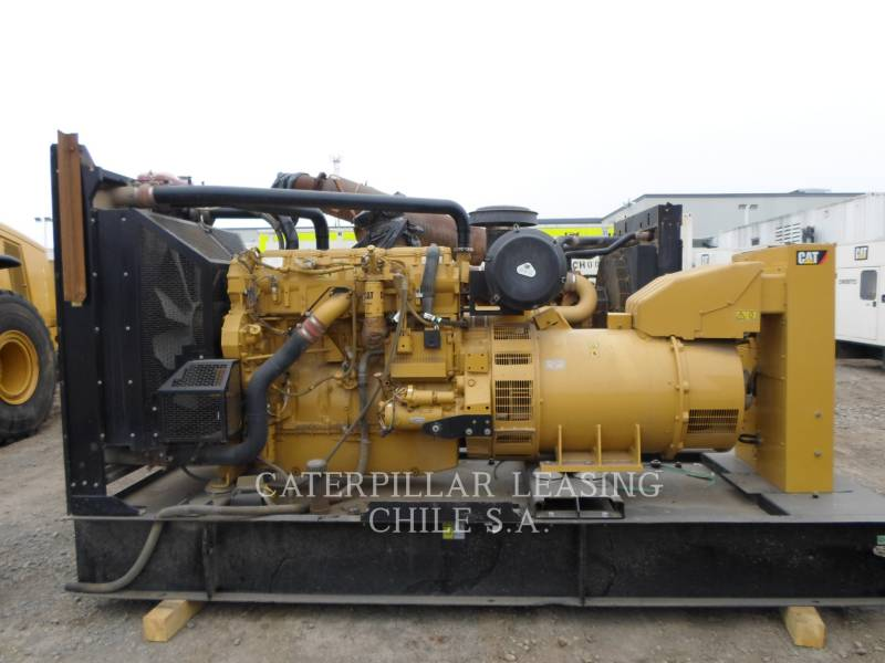 CATERPILLAR STATIONÄRE STROMAGGREGATE C18 equipment  photo 11