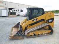Equipment photo CATERPILLAR 279C TRACK LOADERS 1