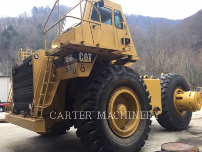 CATERPILLAR TOMBEREAUX RIGIDES POUR MINES 785B REBLD equipment  photo 2