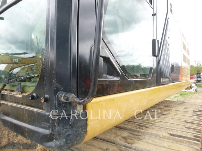 CATERPILLAR TRACK EXCAVATORS 349FL equipment  photo 11