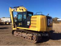 CATERPILLAR PELLES SUR CHAINES 316E 10 equipment  photo 4