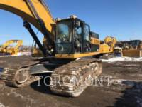 CATERPILLAR KETTEN-HYDRAULIKBAGGER 345DL equipment  photo 3