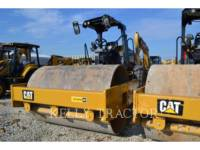 CATERPILLAR VIBRATORY SINGLE DRUM SMOOTH CS54B equipment  photo 4