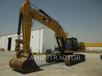 Equipment photo CATERPILLAR 349D2L トラック油圧ショベル 1
