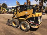 CATERPILLAR SKID STEER LOADERS 242B equipment  photo 6