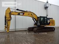 CATERPILLAR KETTEN-HYDRAULIKBAGGER 329EL equipment  photo 1