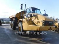Equipment photo CATERPILLAR 735 KNICKGELENKTE MULDENKIPPER 1