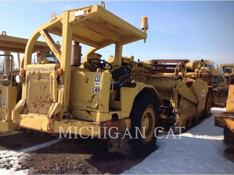 CATERPILLAR WHEEL TRACTOR SCRAPERS 613 equipment  photo 1