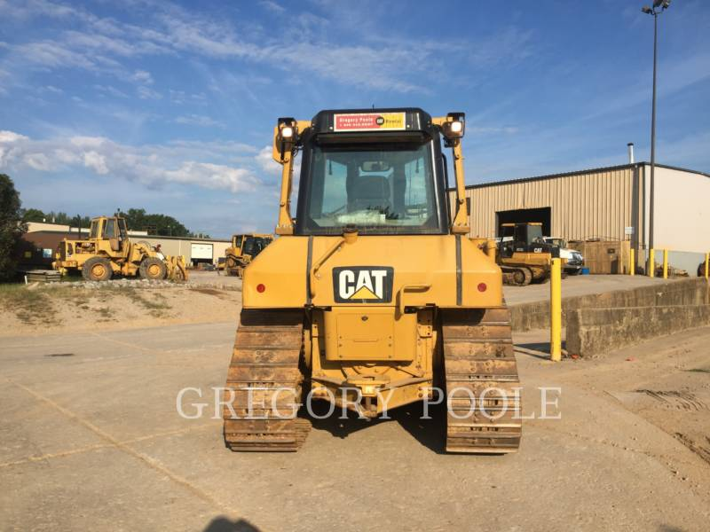 CATERPILLAR KETTENDOZER D6N equipment  photo 6