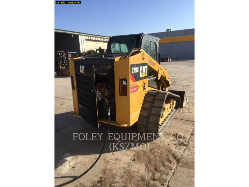 CATERPILLAR SKID STEER LOADERS 279DSTD2CA equipment  photo 3