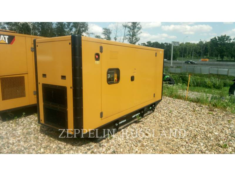 OLYMPIAN CAT STATIONAIRE GENERATORSETS GEP150-4 equipment  photo 1