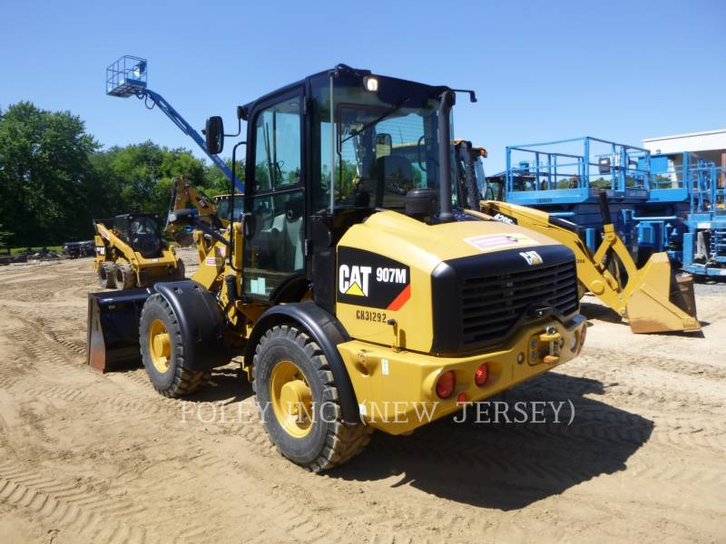 CATERPILLAR WHEEL LOADERS/INTEGRATED TOOLCARRIERS 907M equipment  photo 2