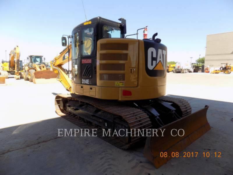 Caterpillar EXCAVATOARE PE ŞENILE 314E LCR P equipment  photo 3