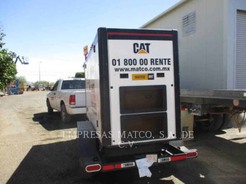 OLYMPIAN CAT MOBILE GENERATOR SETS DE165 equipment  photo 3