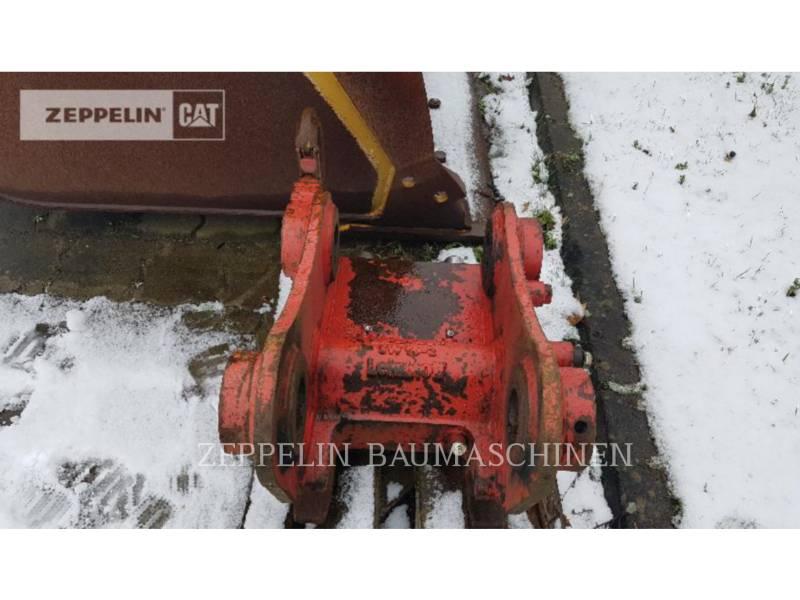 LEHNHOFF WT - バックホー・ワーク・ツール Primärprodukte Kompo equipment  photo 3