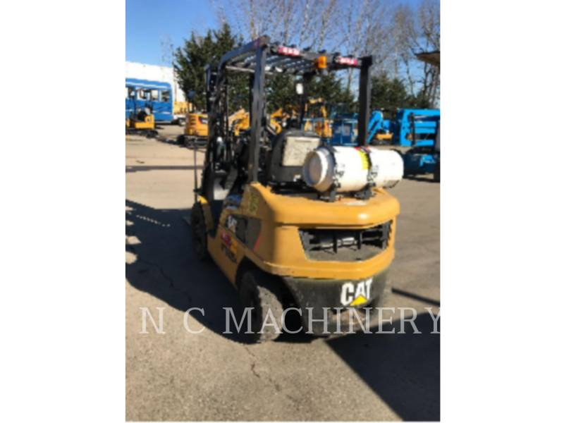 CATERPILLAR FORKLIFTS P5000-GLE equipment  photo 3