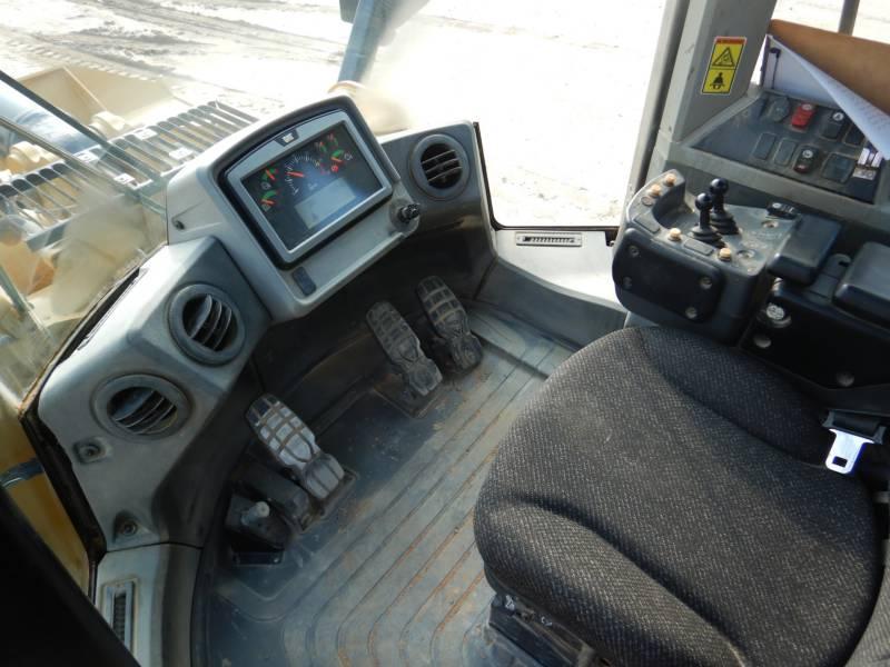 CATERPILLAR RADLADER/INDUSTRIE-RADLADER 966 M equipment  photo 9