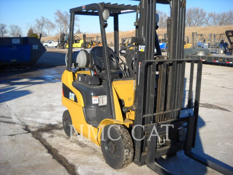 CATERPILLAR LIFT TRUCKS FORKLIFTS 2P3000_MC equipment  photo 1