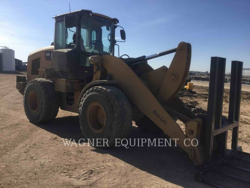 CATERPILLAR WHEEL LOADERS/INTEGRATED TOOLCARRIERS 930K FCHL equipment  photo 1