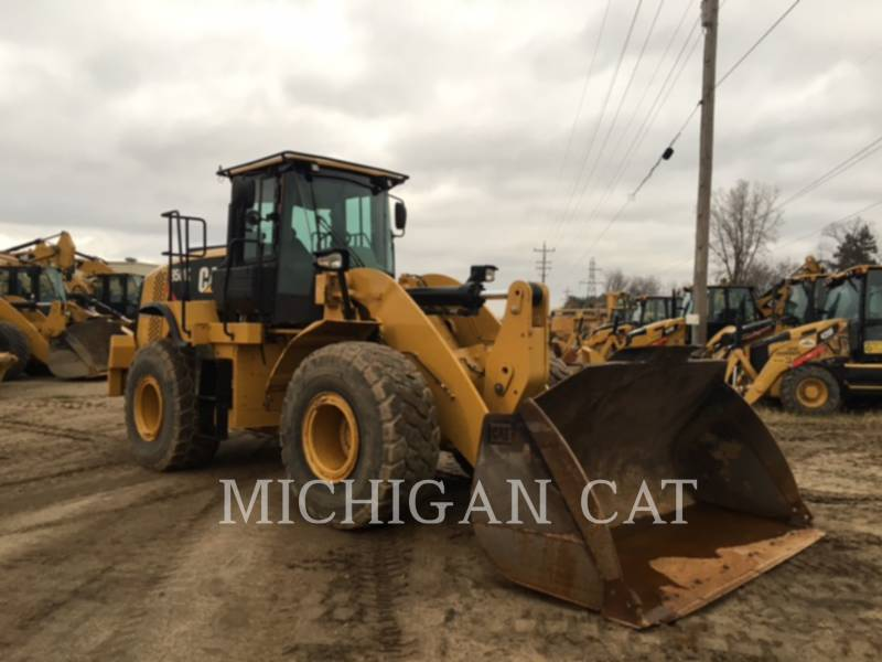 CATERPILLAR WHEEL LOADERS/INTEGRATED TOOLCARRIERS 950K S equipment  photo 2